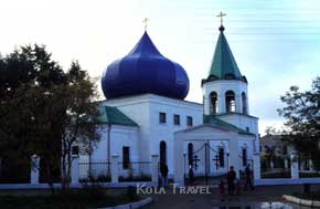 kolatravel kola peninsula russian lapland kola village stockade town monuments history travel solovetsky monastery