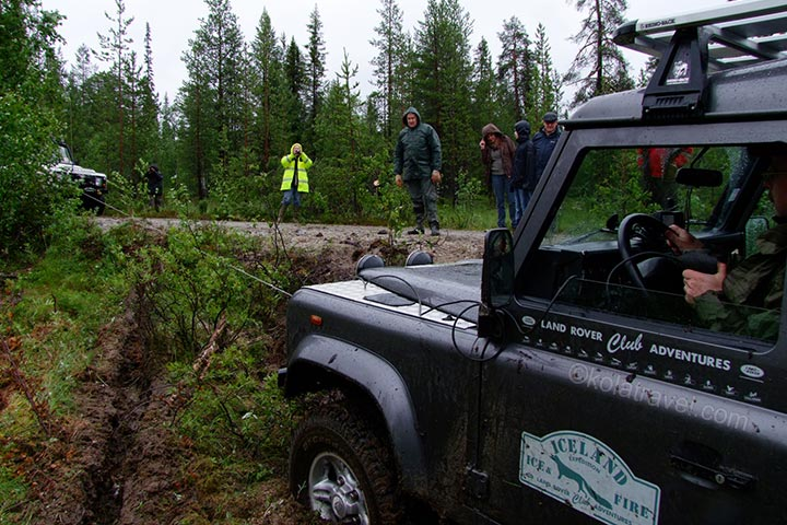 4X4 Off Road >> 4x4 Arctic Off Road Expedition Ends Of The Kola On Kola