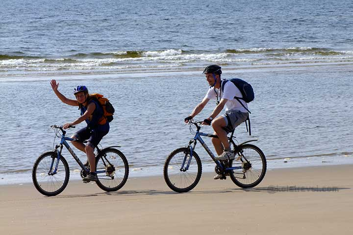Cycling Biking Tours Overview