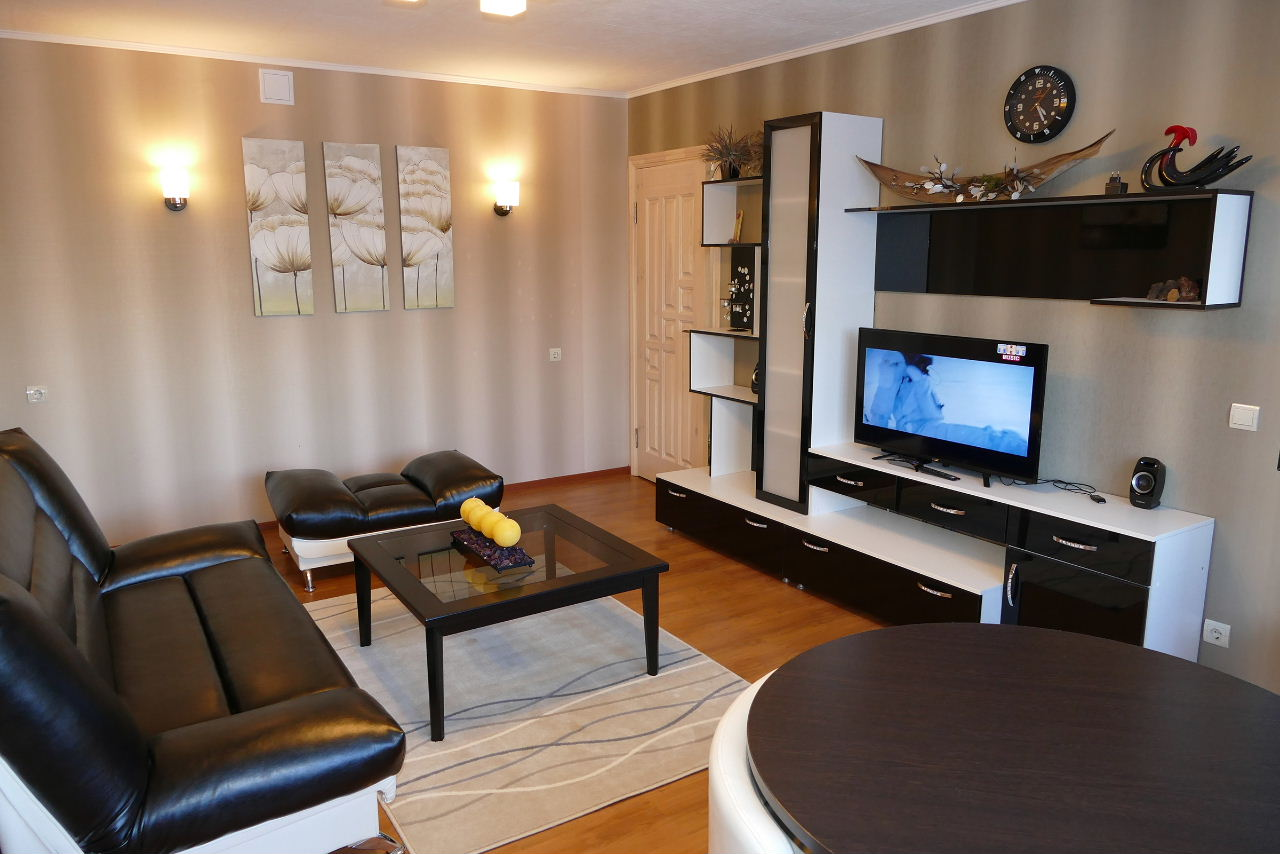 For Rent: Luxurious apartment Imandra in Monchegorsk, Murmansk